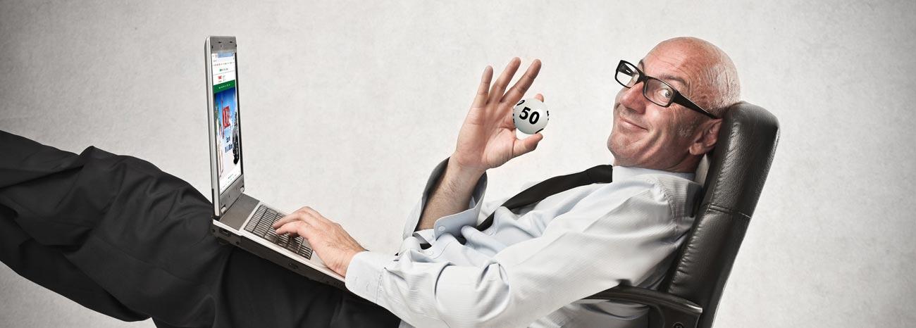 NKL Rentenlotterie Gewinn-Check