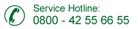 Service Hotline: 080042556655
