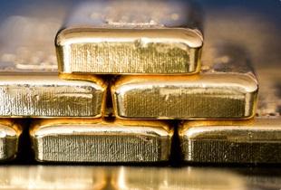 Goldbarren-Sonderziehung