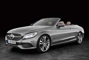 NKL Gewinne: 120 Mercedes Benz C-Klasse Cabrio