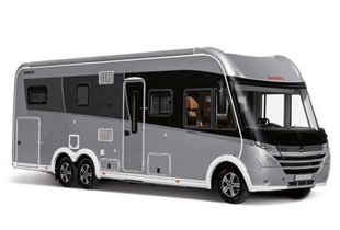 NKL Gewinne: 60 Wohnmobile