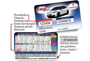 NKL Joker Club-Card