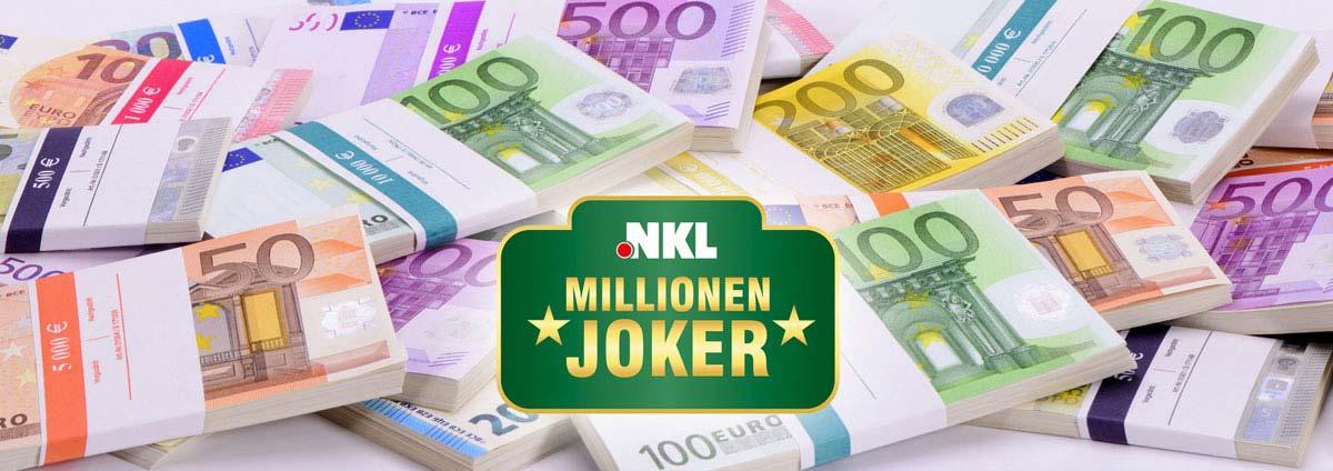 NKL Millionen Joker