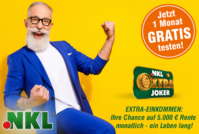 Das NKL Renten-Joker