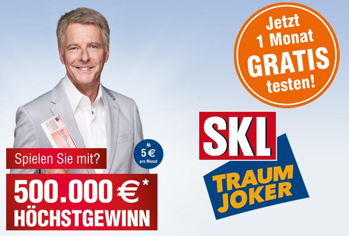 Skl Joker Lose Gewinnzahlen